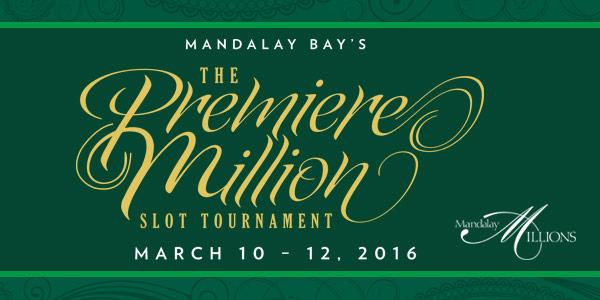 millionaire slot tournament and 2016